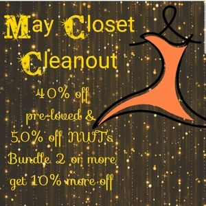 🛍May Sale🛍